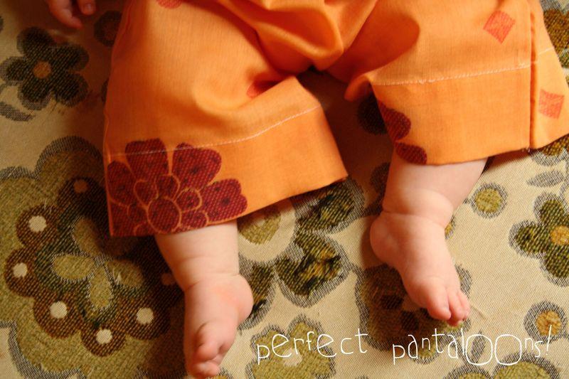 Perfect pantaloons